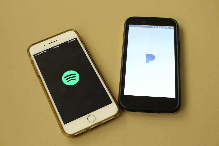 Spotify and Pandora are both music streaming apps but which is better?