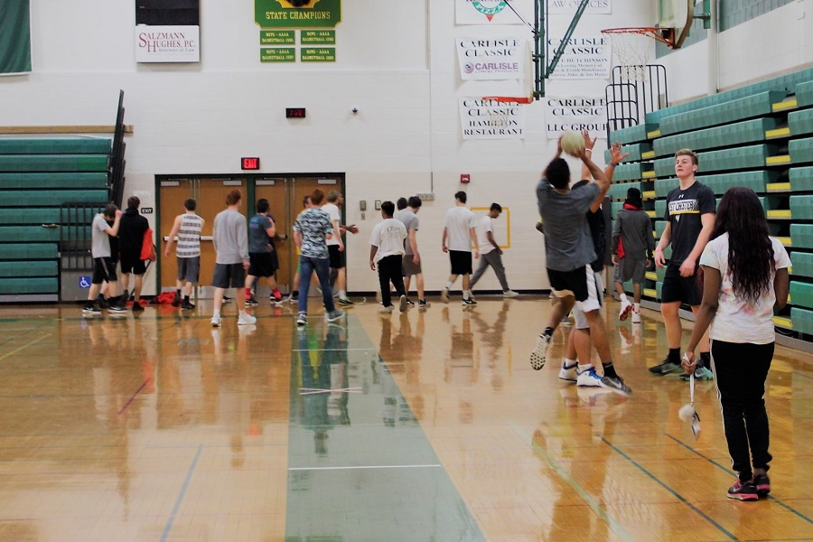 Many students use gym class to hang out with their friends and take a break from course work. However, with new course requirements, classes could be so much more than just the daily grind.