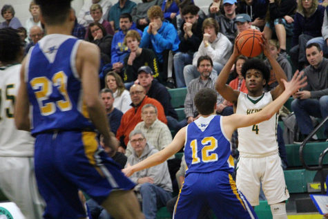 Thank you seniors: Carlisle basketball brings the thunder against Waynesboro on Senior Night