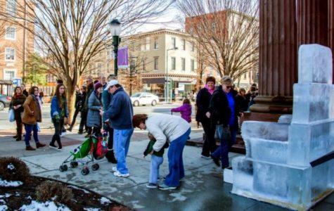 Ice, Ice, Baby: Ice Art Fest returns to Carlisle