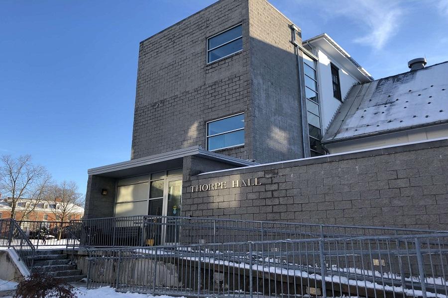Jim Thorpe Gymnasium