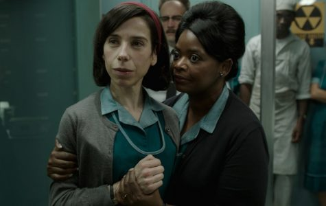 'The Shape of Water' makes a splash at the Oscars (Review)