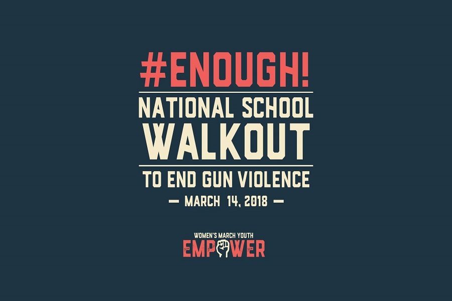 Today, March 14th, is the National School Walkout. Please read on to learn the rules and expectations for those participating in today's event.