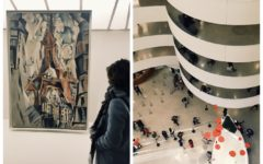 Painting a picture of education: CHS art students take a field trip to New York City