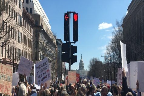 Voices louder than gunfire: March For Our Lives 2018