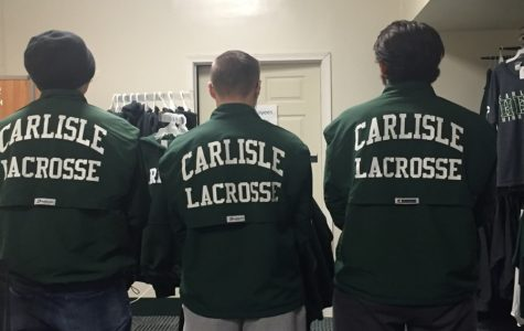 Wearing their pride on their sleeves: sports spiritwear