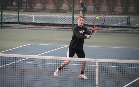 CHS tennis smashes Mechanicsburg (Photos)