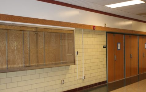 Under construction: McGowan gym gets renovated