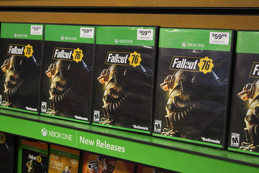 Fallout 76 was released on November 14. So far fans prefer Fallout 4 as the new game has not gotten many good reviews.
