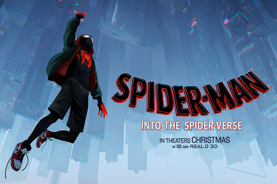 Spider-Man returns: Sony Pictures released the new Into the Spider-Verse film this year, receiving positive critical reviews.