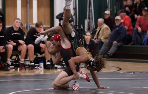 The Herd Stampede: CHS wrestling begins season with a stomp on their opponents