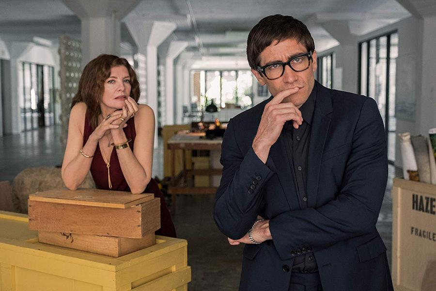 The new Netflix horror film, Velvet Buzzsaw, stars Jake Gyllenhaal and Rene Russo. The film released on Jan 31, 2019.
