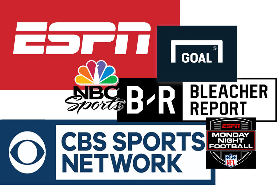 Sports+are+reported+by+a+variety+of+different+news+castings.++However%2C+some+sports+get+more+stories+reported+on+than+other+ones.+