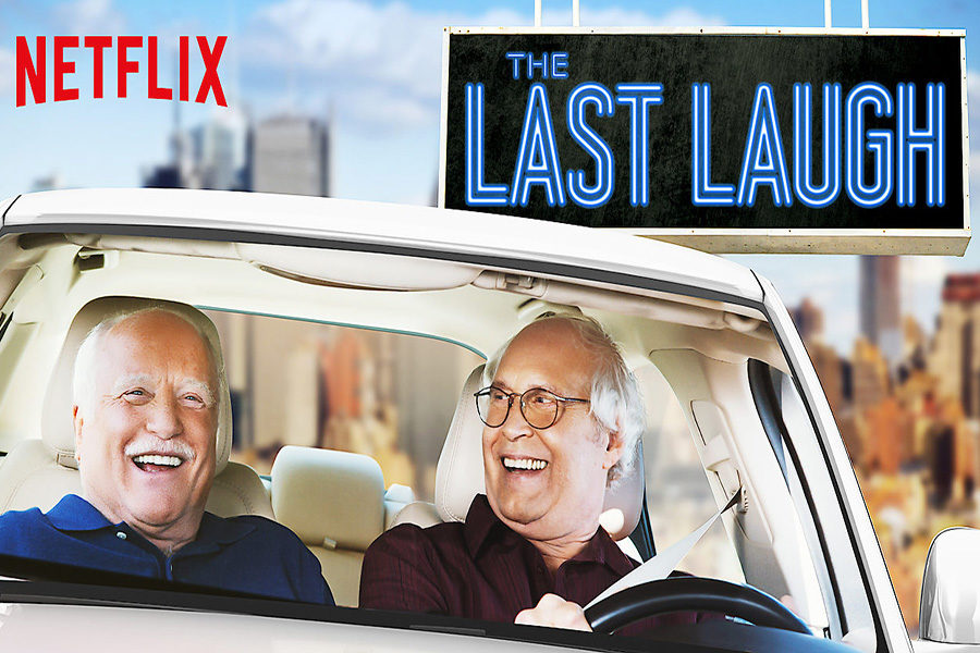 %22The+Last+Laugh%22+follows+a+retired+comedian+who+refuses+to+truly+retire+from+comedy.++The+movie+is+a+Netflix+original+movie+that+began+streaming+on+January+11.++