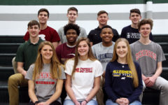 Wishes come true: Eleven student-athletes sign with future schools