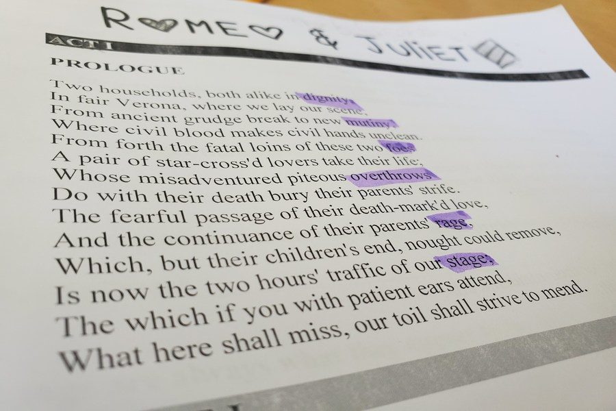 Romeo & Juliet is a legendary poem written by Shakespeare. This poem has set the foundation of many stories that we read today.