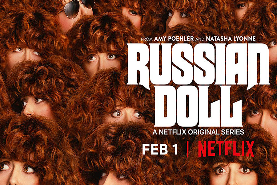Released on February 1, Russian Doll is an eight episode Netflix original. The show features clever plot lines and intriguing characters.