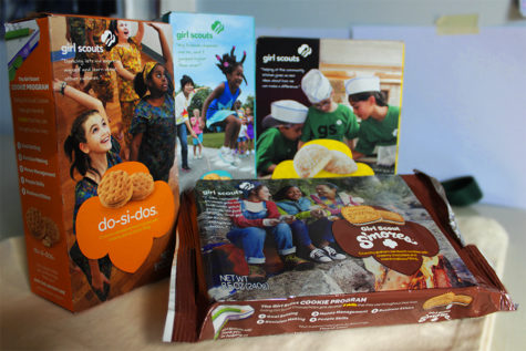 Scouting for new flavors: Students try lesser-known Girl Scout cookies (Video)