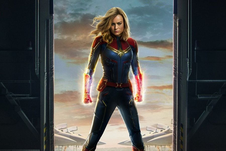 Brie+Larson+brings+the+character+of+Carol+Danvers%2C+also+known+as+Captain+Marvel%2C+to+life+on+the+big+screen.+Despite+controversy+over+gender+roles%2C+the+film+provides+a+strong+character+for+both+male+and+female+viewers.
