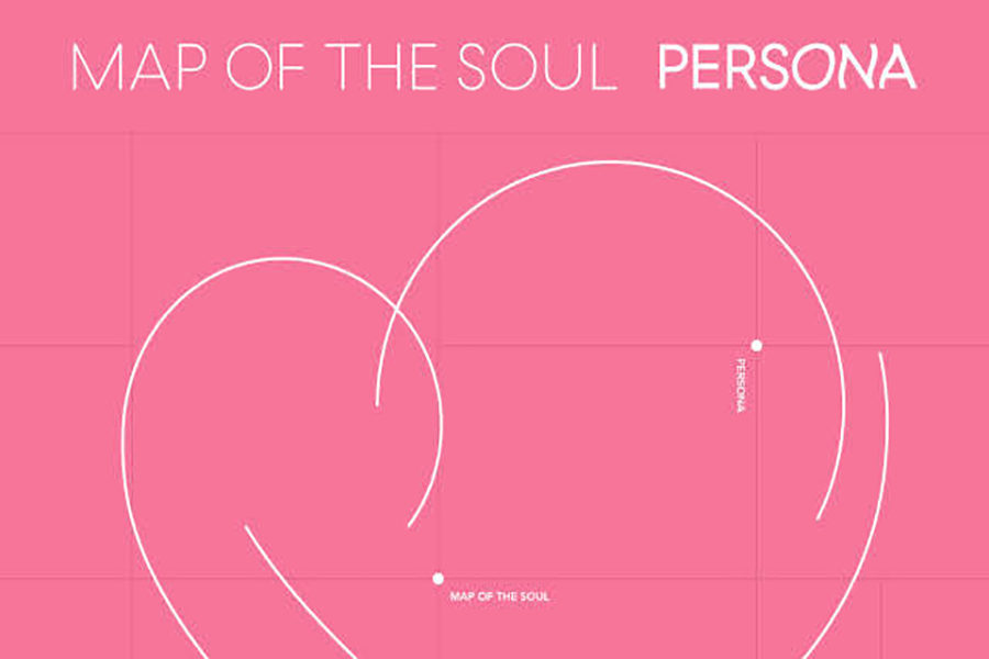 A 'map' to the charts: BTS releases new album