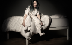 Billie Eilish is known for having unique visuals to accompany her songs.  Eilish's album was released March 29, and quickly became a success.