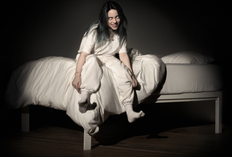 Shaking up the industry: Billie Eilish releases first album (Review)