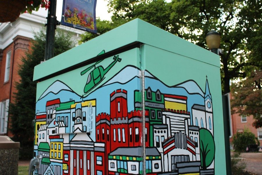 Better in color: Community art projects brighten up Carlisle (Editorial)