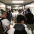 Chaotic crowds: Freshmen class takes over Swartz