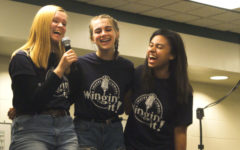 Just 'Wingin It!': An inside look at CHS improv troupe