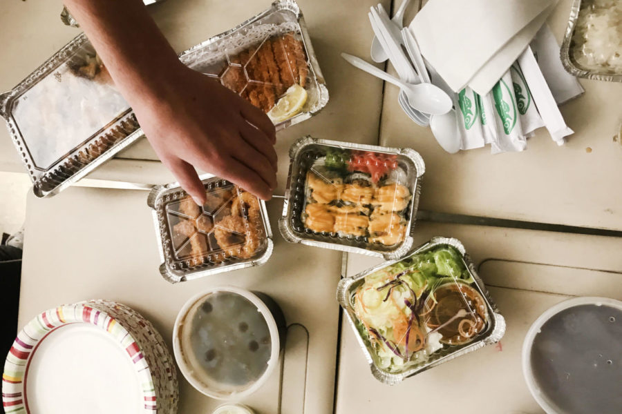 Mt. Fuji has a variety of food to please all people including vegetarian and vegan options.  This Asian restaurant was has been a long time established restaurant but has recently been gaining a lot of popularity.