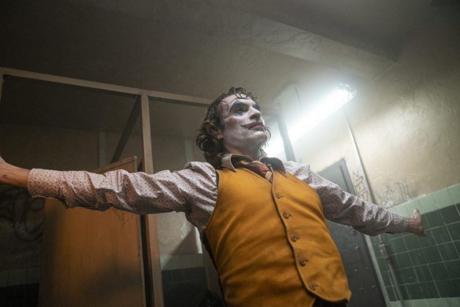 While already a box office smash, the new Joker movie has also created some controversy over concerns of violence, with an increase of police presence at showings.