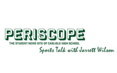 Periscope Sports Talk with Jarrett Wilson is a short-form podcast with CHS sports personalities.