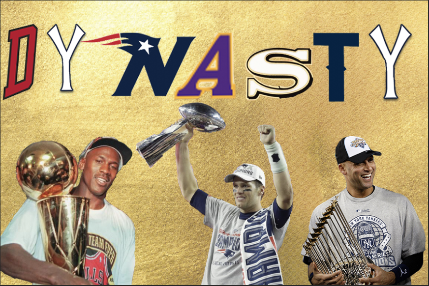 Unprecedented success: Top 5 greatest professional sports dynasties of all time