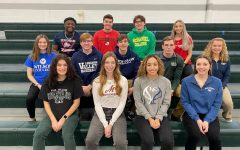 Top row left to right: Jeremiah Carothers, Nolan Chenot, Jonas Fowler, Olivia Renault,  Middle Row: Riley Henry, Jace Fetterman, Aaron Renninger, Sean Smith, Sarah Guistwite Bottom Row: Kiley Barnhart, Grace Hoffman, Rachel Bell, Julianna Askins