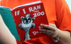 TO BAN OR NOT TO BAN: One of the six books to be discontinued, If I Ran the Zoo, is flying off the shelves in reaction.