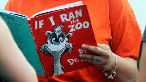 "TO BAN OR NOT TO BAN: One of the six books to be discontinued, ""If I Ran the Zoo,"" is flying off the shelves in reaction."