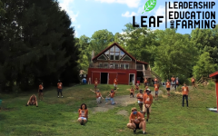 CELEBRATE: This is LEAF's feast celebration that they had to wrap up/celebrate the end of their 7 week season in Summer of 2020.