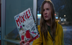 THE GIRLS OF MOXIE ARE OVER IT! A new Netflix original movie starring Vivian (Hadley Robinson) as she creates her own zines to spread in the girls bathrooms to combat sexism in her high school.