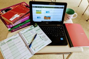 PLANNING FOR A TURN-AROUND: Students that have struggled with this year's expectations and remote learning now have the chance to recover missing credits from 1st and 2nd marking period. Students that failed either of those marking periods should reach out to their teachers to learn more about these tasks.