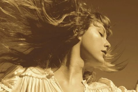 "ON CLOUD 9: Taylor Swift is rereleasing her second album ""Fearless"" on April 9th."
